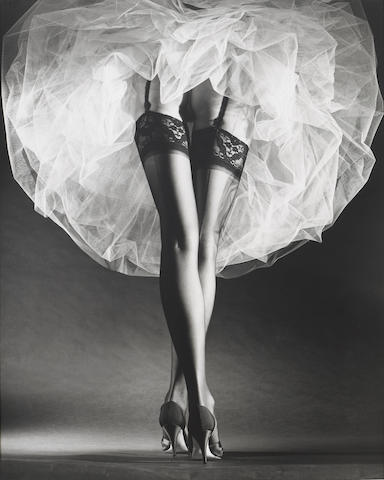 Horst P. Horst (German/American, 1906-1999); Round the Clock, I;