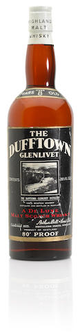 Dufftown Over 8 Years Old