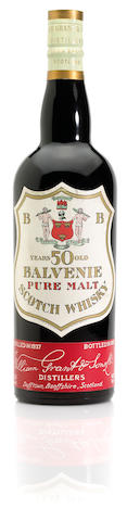 Balvenie50 Years Old