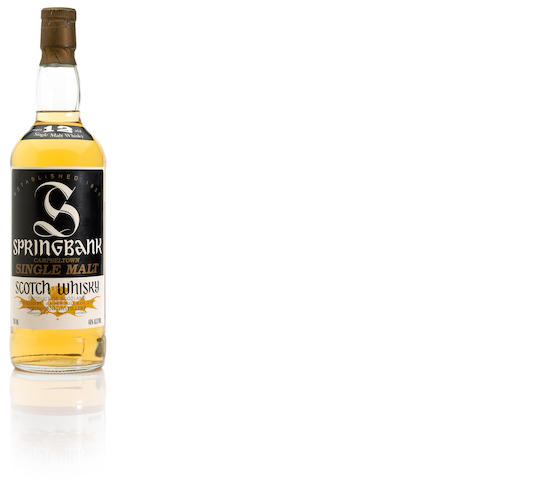 Springbank-12 years old