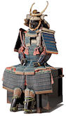 AN O-YOROI-STYLE SUIT OF ARMOR 18th century