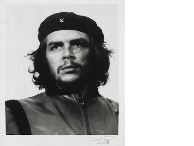 Alberto Diaz Gutierrez Korda (Cuban, 1928-2001); Guerrillero Heroico (Che Guevara);