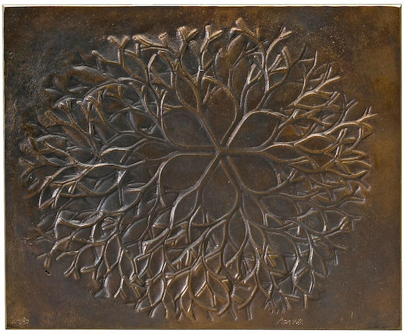 Ruth Asawa (American, born 1926) Untitled, 1979 5 1/4 x 6 1/4in
