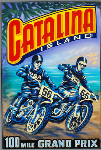 Robert Carter, 'Catalina Grand Prix',