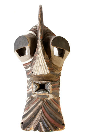 A contemoprary Songye mask