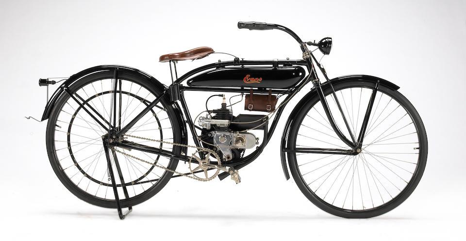 1921 Evans Power Cycle Frame no. C-1564 Engine no. 32073
