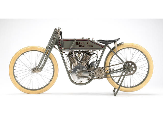 1911 Harley-Davidson Model 7A Board Track Racer Engine no. A795