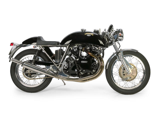 1968 Egli Vincent  Engine no. EV904