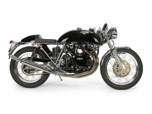 1968 Egli-Vincent by Godet  Engine no. EV904