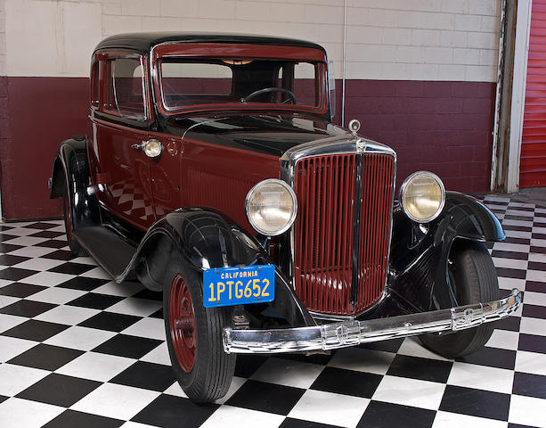 1932 Essex Super Six Coupe  Chassis no. 1288682