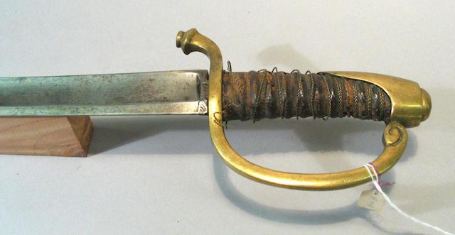 An infantry briquet