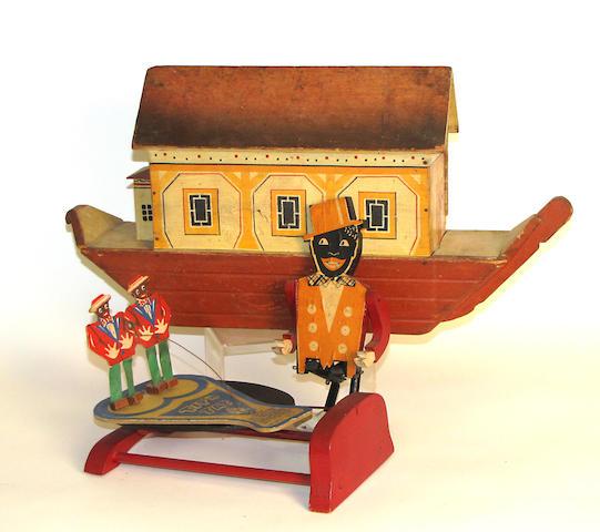 Folk art toys