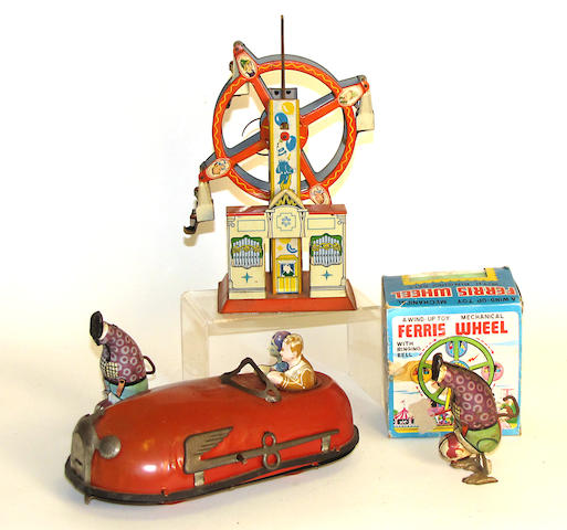 Carnival/amusement themed toys
