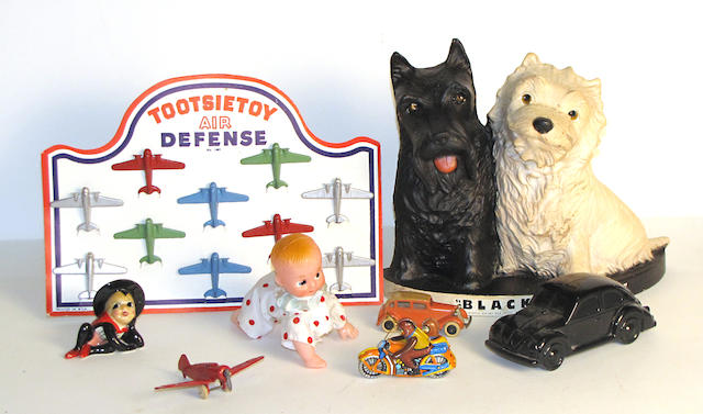 Assortment of Collectible Toys
