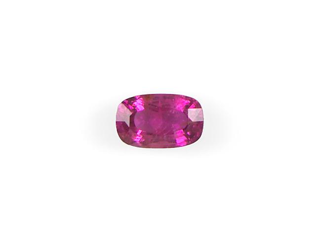 Hot Pink Tourmaline