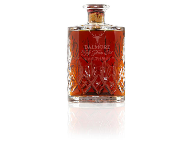 Dalmore- 50 year old