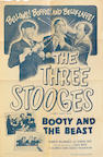 "A ""Three Stooges"" huge group of folded one-sheet film posters, 1950s-1960s"