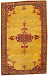 A Fereghan Sarouk rug Central Persia size approximately 4ft. 6in. x 6ft. 9in.