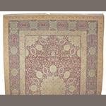 A Hereke carpet Turkey size approximately 16ft. 7in. x 25ft.