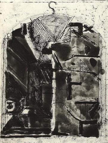 DIEBENKORN, RICHARD (American, 1922-1993).