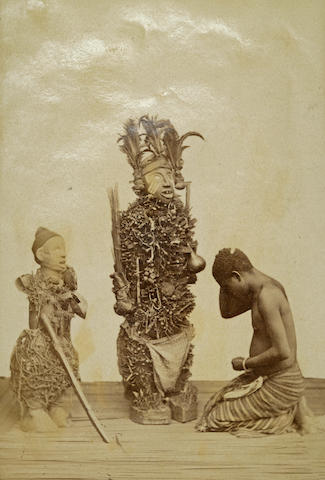 AFRICA—HENRY MORGAN STANLEY, THE CONGO & ZANZIBAR.