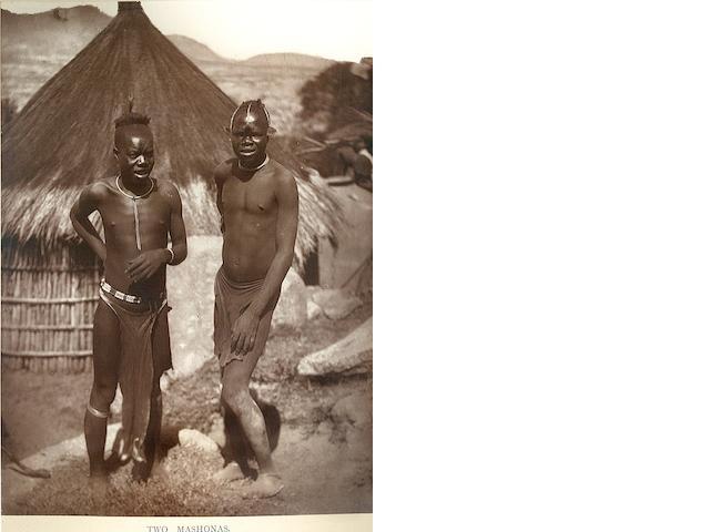 AFRICA—MASHONALAND.