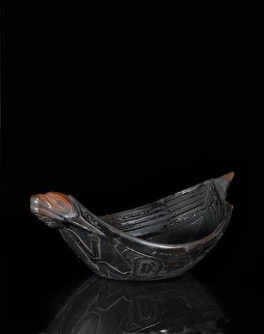 A Northwest Coast bowl