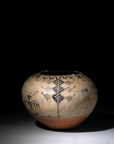 A Cochiti jar