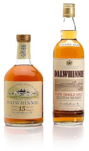 Dalwhinnie-15 year oldDalwhinnie-8 year oldDalwhinnie-15 year old