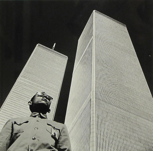 Tseng Kwong Chi (American, 1950-1990); New York;