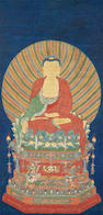 Anonymous (17th/18th Century)  Amitabha