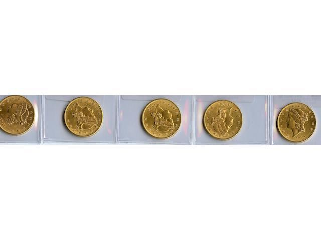 1904 $20 (5)