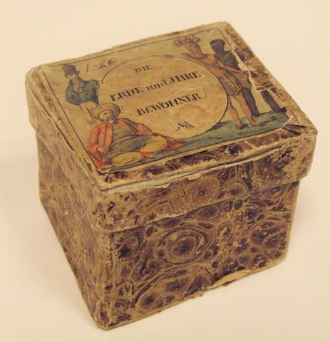 [BAUER, CARL JOHANN SIGMUND. 1780-1857.]