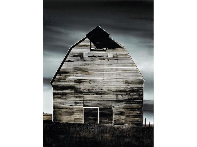 Michael Gregory (American, born 1955) Latah, 2002 40 x 30in