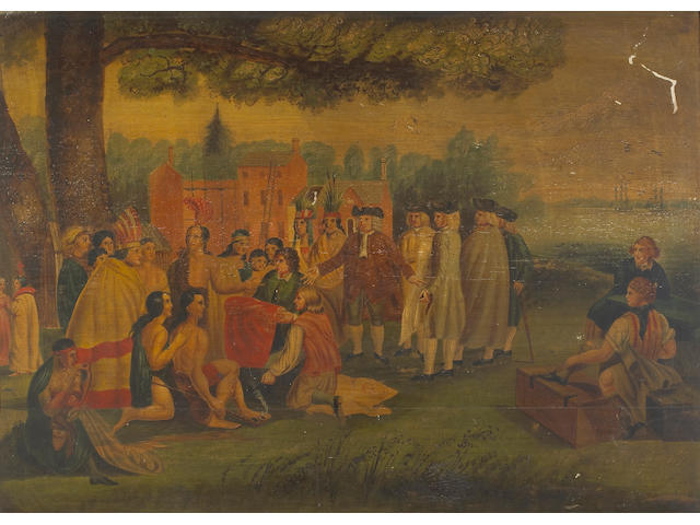 American School, early 19th century