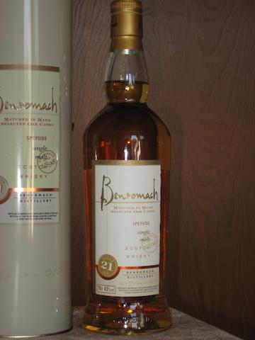 Benromach-25 year oldBenromach-25 year oldBenromach-21 year old
