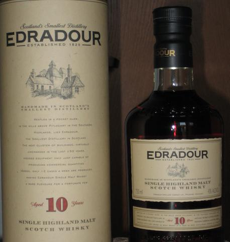 Edradour- 10 year old  Edradour- 10 year old  Edradour- 10 year old  Edradour- 10 year old  Edradour- 10 year old