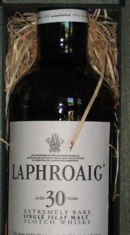 Laphroaig-30 year old (2)