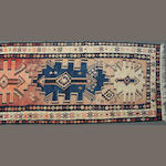 A Kilim size approximately 4ft. x 11ft. 2in.