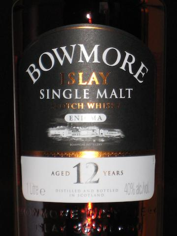 Bowmore- 12 year old (3)