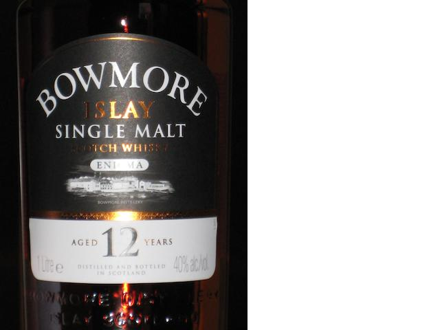 Bowmore-12 year old (3)