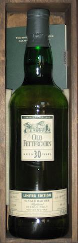 Old Fettercairn- 30 year old  Old Fettercairn- 12 year old  Old Fettercairn- 10 year old