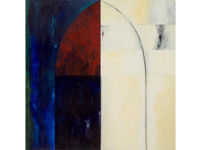 Wilfredo Chiesa (Puerto Rican, born 1952) Arcos #77 60 x 60in