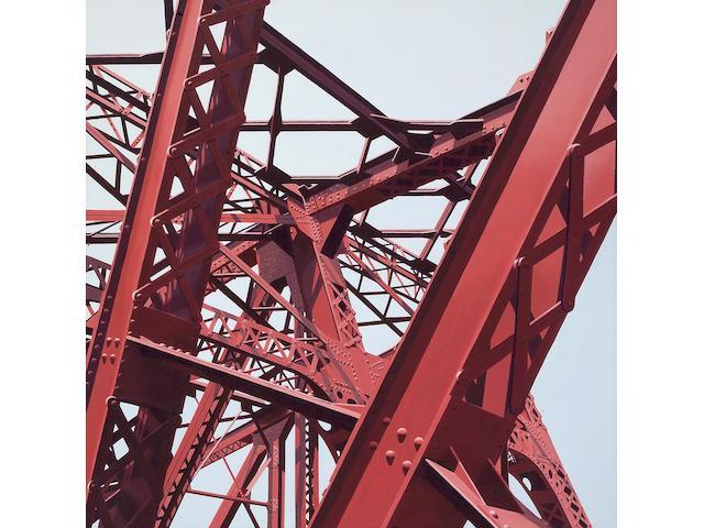 (n/a) Roland Kulla (American, born 1947) Steel, 2004 54 x 53 1/2in