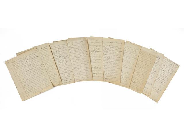 RENOIR, PIERRE AUGUSTE. 1841–1919.