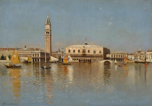 Rubens Santoro, The Grand Canal