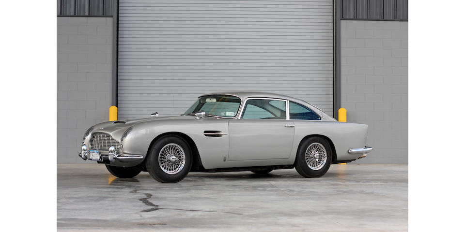 ,1965 Aston Martin  DB5 Saloon  Chassis no. DB5/1884/R