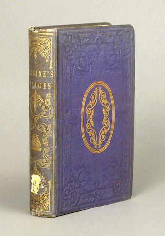 ERSKINE, JOHN ELPHINSTONE. 1806-1887.
