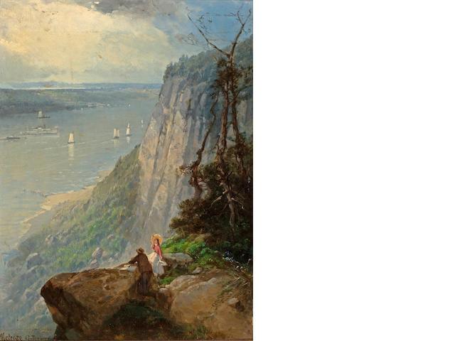 Andrew Melrose (American, 1836-1901) Guttenberg, NJ
