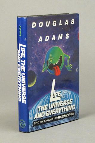 ADAMS, DOUGLAS.